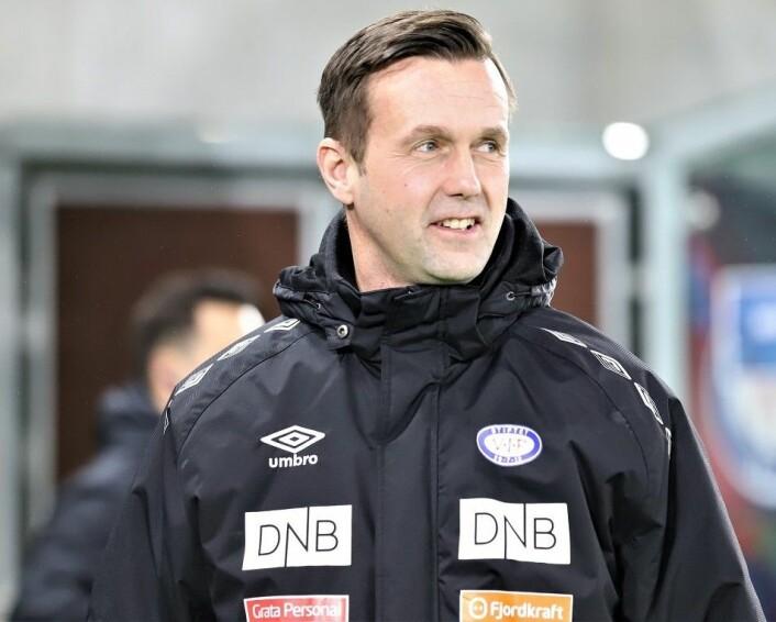Vålerenga-trener Ronny Deila er stolt av den jobben som gjøres i klubbens yngre avdelinger. � Det er utrolig mange spennende unge spillere i klubben nå, mener han. Foto: Andre Kjernsli