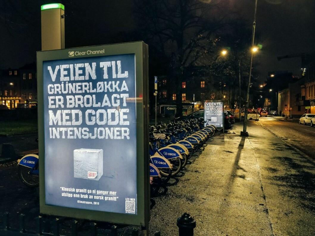 Folk hadde rett til å få vite om miljøkostnadene ved byggeprosjektet på Grunerløkka, mente Jean-Nicollas Gilles. Foto: Jean-Nicollas Gilles
