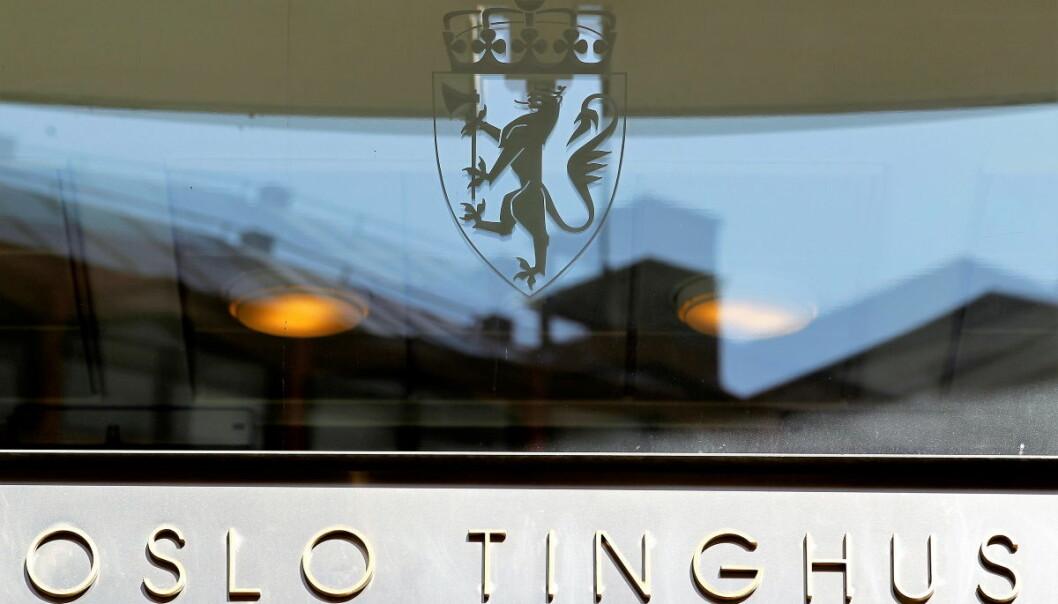 Oslo tingrett siktet for grov vold mot en gutt på Linderud i 2018.