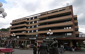 Kommunen pusser opp Hagegata 30 på Tøyen torg. Skal bli prøveprosjekt for alternative boformer