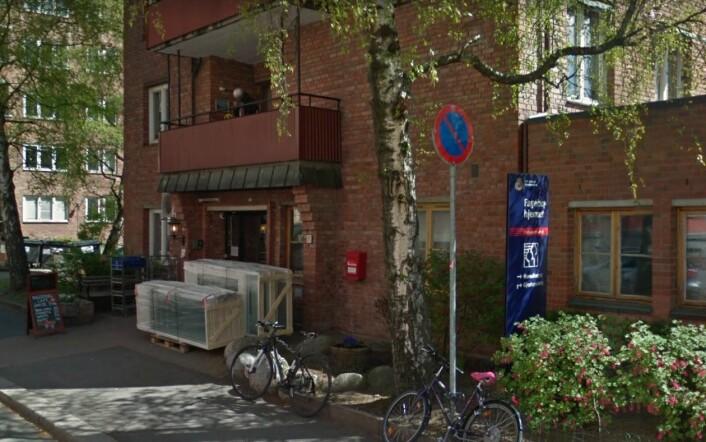 Også Fagerborghjemmet kommer nå på nye hender. Foto Google maps