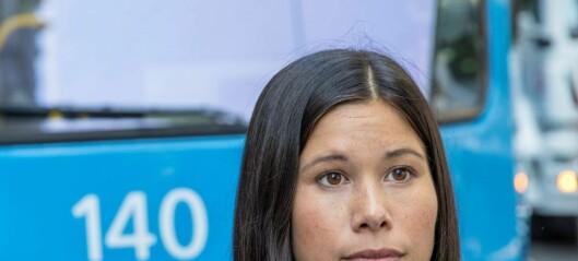 Lan Marie Berg sykemeldt: - Lett å føle seg dum og mislykka når man ikke føler at man strekker til