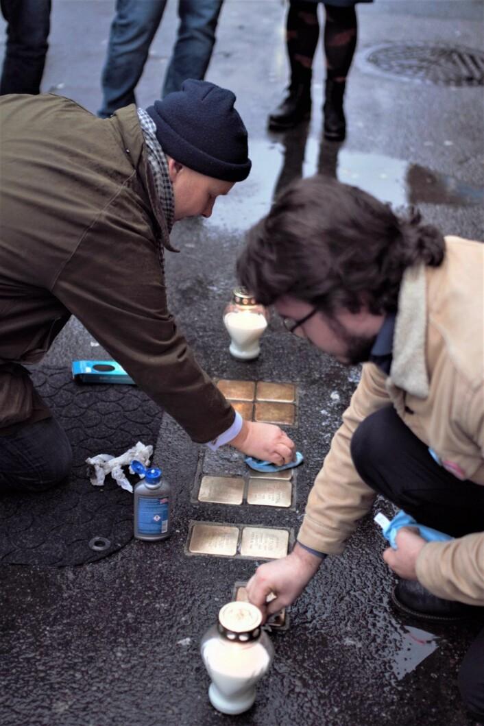 I likhet med jøder over hele Europa ble også flesteparten av norske jøder sendt i døden i nazistenes utryddelsesleirer. Nesten ingen jøder kom levende hjem igjen til Norge. Foto: Human-Etisk Forbund