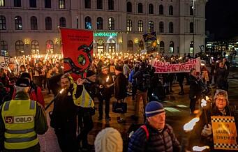 Stort fakkeltog for å bevare Ullevål sykehus