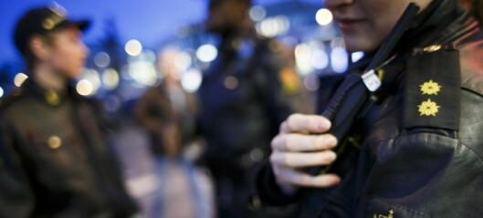 Mann pågrepet med pistol på bar på Grønland i Gamle Oslo