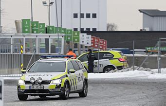Gasslekkasje på Haraldrud i Oslo