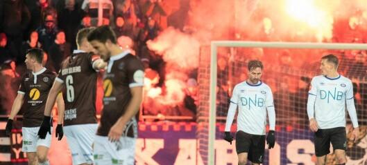 Iskald avslutning på en sesong alle i Vålerenga fotball vil glemme fortest mulig