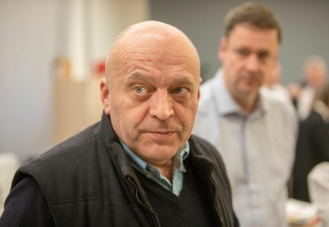 Gjermund Cappelen betalte 350.000 kroner til en kunsthandler for Munch-litografiet kort tid før politiet ransaket hjemmet hans i 2013. Foto: Ole Berg-Rusten / NTB Scanpix
