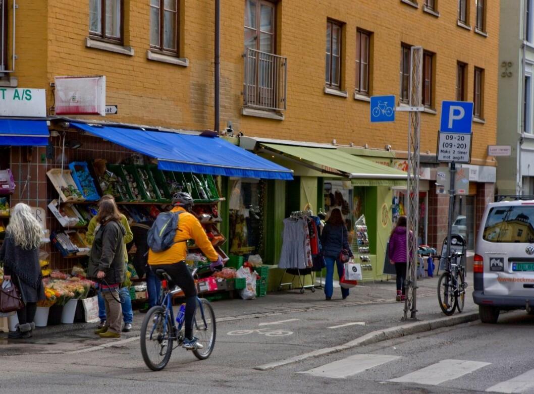�  Det er viktig å understreke at det aldri var noen trusselsituasjon, sier oppdragsleder Kim Vinsland ved Oslo politidistrikt. Arkivfoto: Thomas Brun / NTB scanpix