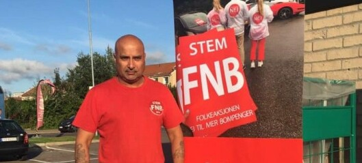 FNB-utbryter Danny Chaudhry kan bli fratatt bystyrets støtte på 243.066 kroner årlig