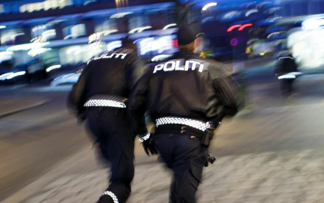 Ransofferet, en mann i 30-årene, skal ha blitt frastjålet en mobil, PC, hodetelefoner og en kortholder. Foto: Heiko Junge / NTB scanpix