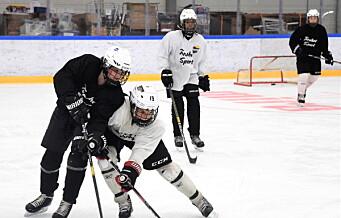 Oslo kommune vurderer å kutte sommerisen for Oslos ishockeyspillere