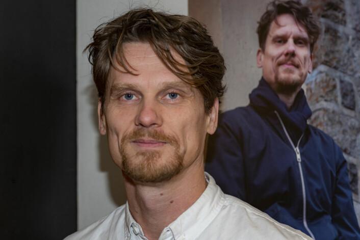 Ola Jostein Jørgensen. Foto: Morten Lauveng Jørgensen
