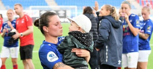 Vålerengas Sherida Spitse (29) kåret til årets norske damespiller