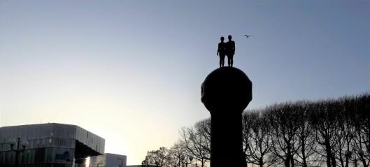 Fontenen Jorden og Solen på sjøsiden av Oslo S skal endelig få nytt liv