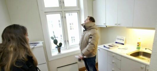 – Skal Ap og SV i Oslo bestemme hvor vi skal bo?
