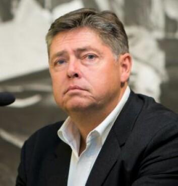 Generalsekretær i Oslo Byes Vel, Ole Rikard Høisæther. Foto: Berit Roald / NTB scanpix