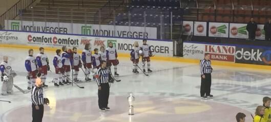 Sommerisen er reddet for Oslos ishockeylag