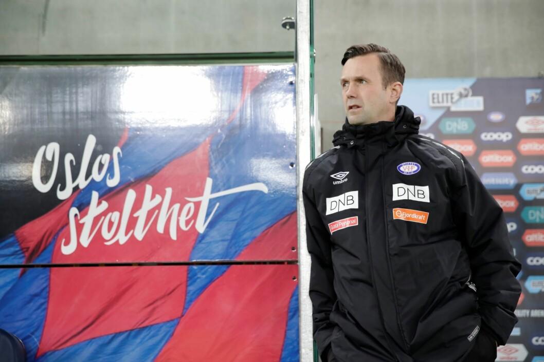 Ronny Deila fortsetter i Vålerenga. Foto: Stian Lysberg Solum / NTB scanpix