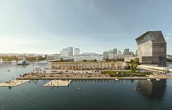 Bydelspolitiker (SV) bekymret for at Oslo Havn skal utrede planene for Sukkerbiten. Frykter comeback for fotografihuset