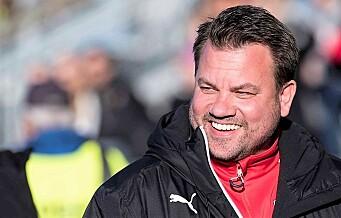Danske Jack Majgaard Jensen (46) skal ta Vålerengas damer et skritt videre