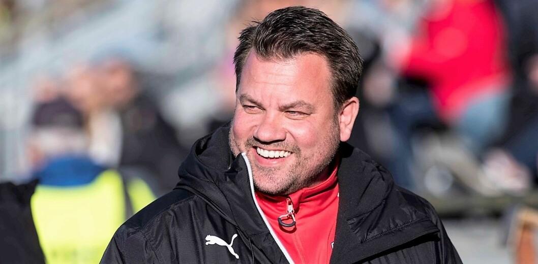 Danske Jac Majgaard Jensen blir ny hovedtrener for Vålerengas damelag i fotball. Foto: FC Rosengård