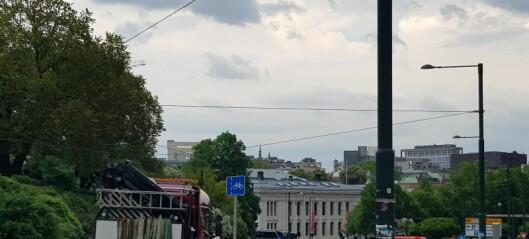 – Forsøksprosjektet i Løkkeveien og Bygdøy Allè er mislykket