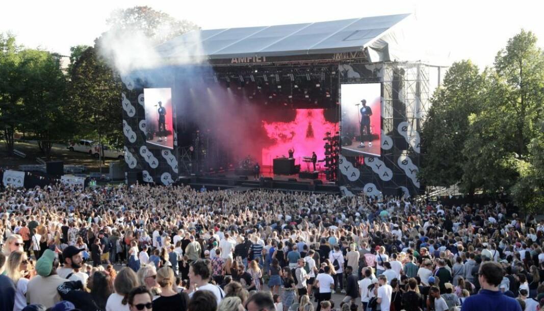– Å gå fra 1,2 millioner til null i støtte var vi ikke forberedt på, sier daglig leder Tonje Kaada i Øyafestivalen.