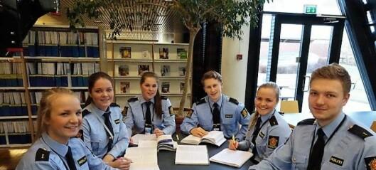- Uventet kalddusj for Oslo og politihøyskolen
