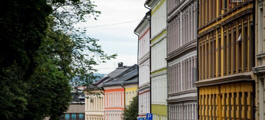 Leieprisene i Oslo klart over landsgjennomsnittet