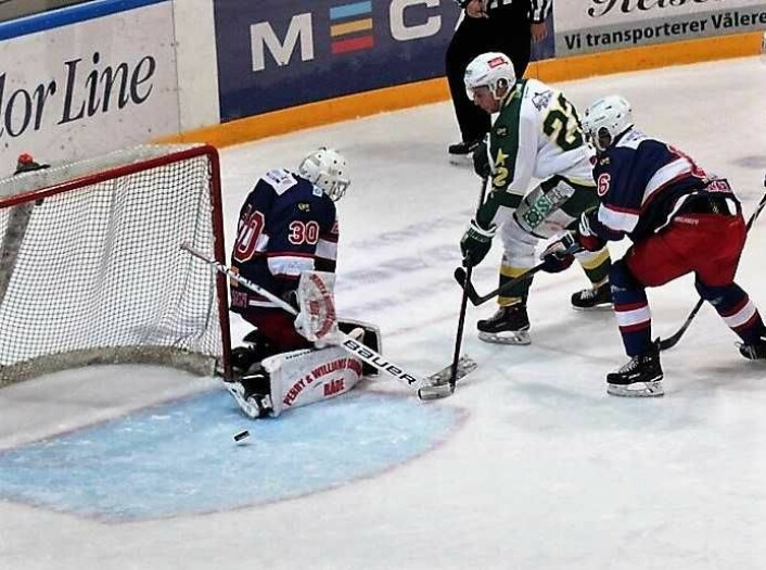 Manglerud Star beseiret storebror Vålerenga 6-2 i en svært viktig kamp for Manglerud. Her fra et tidligere oppgjør. Foto: Andrè Kjenrsli