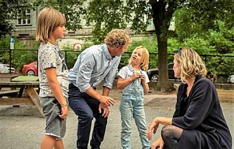 – Takk fra en landsbyboer med barn på Bolteløkka skole