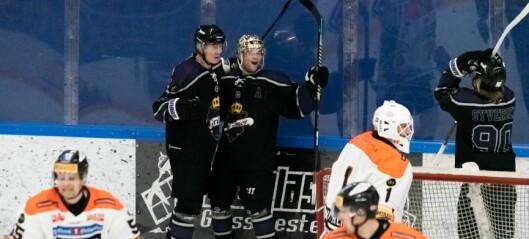 Dagen da Grüner ishockey sjokkerte norgesmester Frisk og vant 6-3