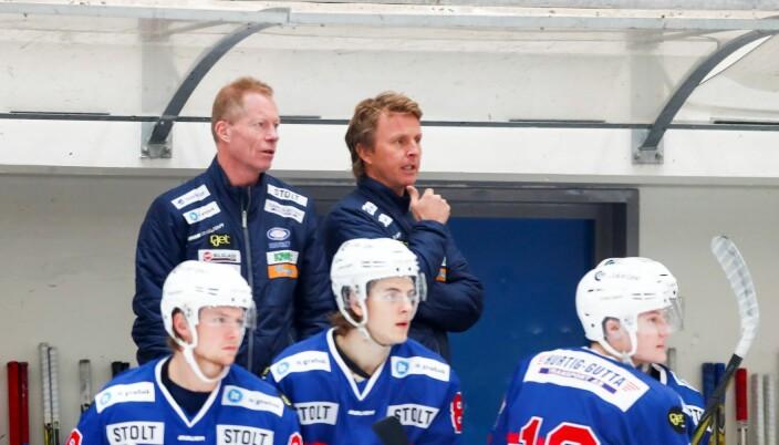 """I mange år har Espen """"Shampo"""" Knutsen og Roy Johansen stått sammen i Vålerenga-boksen. Nå skiller de lag."""