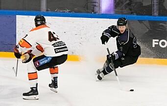 Grüner ishockey med bortepoeng og lovende nysigneringer