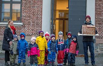 – I nesten alle satsinger på barnehage, har Høyre stått på feil side av historien