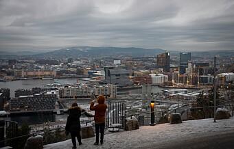 Rapport slår alarm om luftkvaliteten i Bjørvika