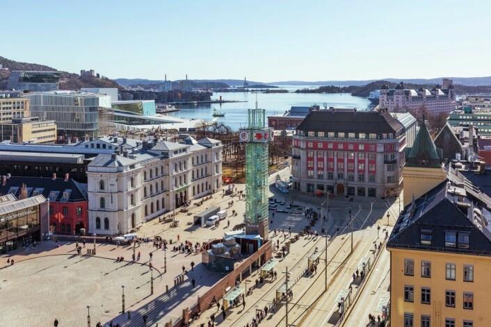 Amerikalinjen var en av hotellnykomlingene til Oslo i fjor. Foto: VISITOSLO/Else Remen