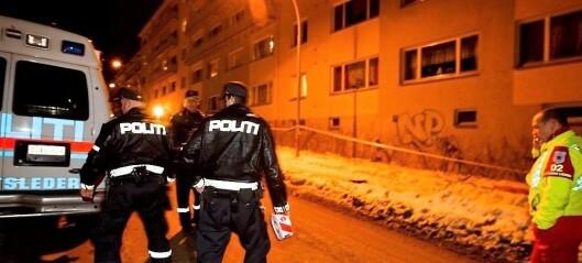 Mann i 50-årene stukket ned på Torshov. Ung mann pågrepet