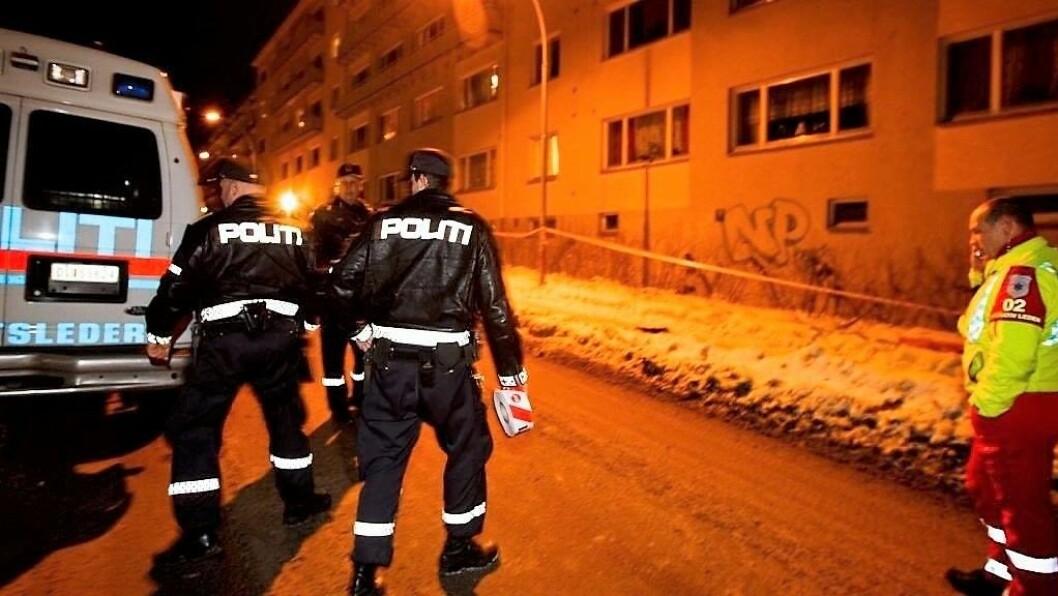 Mannen ble raskt kjørt til Ullevål sykehus. Illustrasjonsfoto: Heiko Junge / NTB scanpix