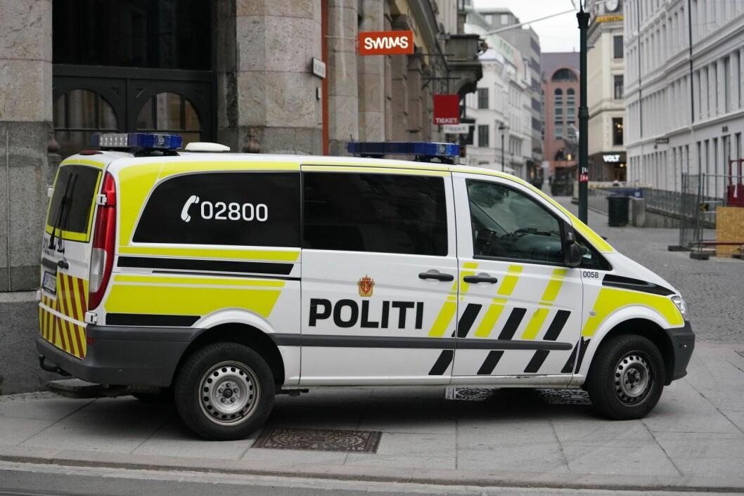 To personer er pågrepet etter et ran mot en Joker-butikk på Holmen vest i byen i formiddagstimene første juledag. Illustrasjonsfoto: Fredrik Hagen / NTB scanpix