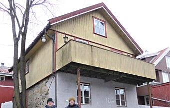 Rodeløkka velhus renoveres og blir samfunnshus for nærmiljøet