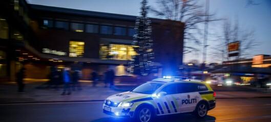 Patruljerende Oslo-politi: — Vi blir færre og færre. Folk ringer og ber om hjelp, men får det ikke