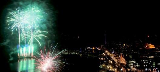 Her kan du feire 2020 med privat eller offentlig fyrverkeri i Oslo