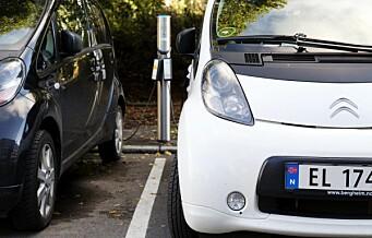 I år innførte bymiljøetaten avgift på ladepunktene for elbiler i Oslo. Resultat: Mindre ladekø