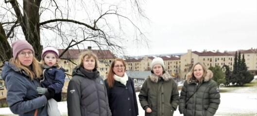 Kommunen planlegger å deponere masser fra utbyggingen av Tøyenbadet i Tøyenparken