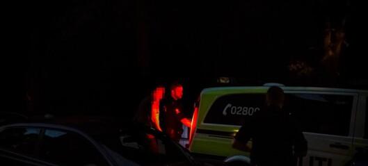 Mann i 20-årene pågrepet etter knivstikking på Sinsen