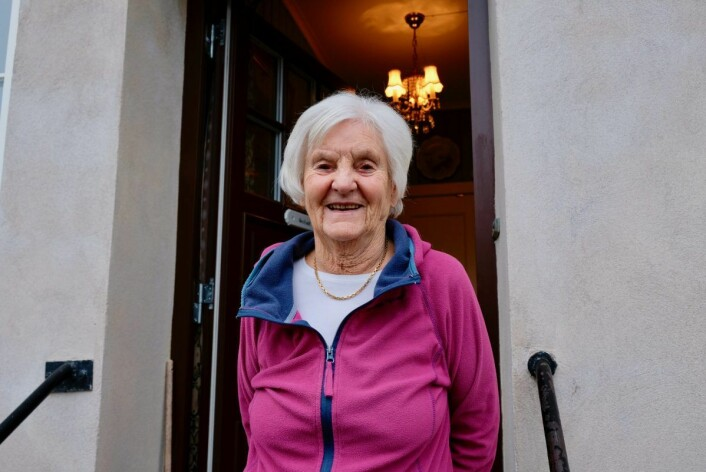 — Det er flott at det prioriteres bedre tilbud for demente, sier Unni Grethe Hestvedt. Foto: Emilie Pascale