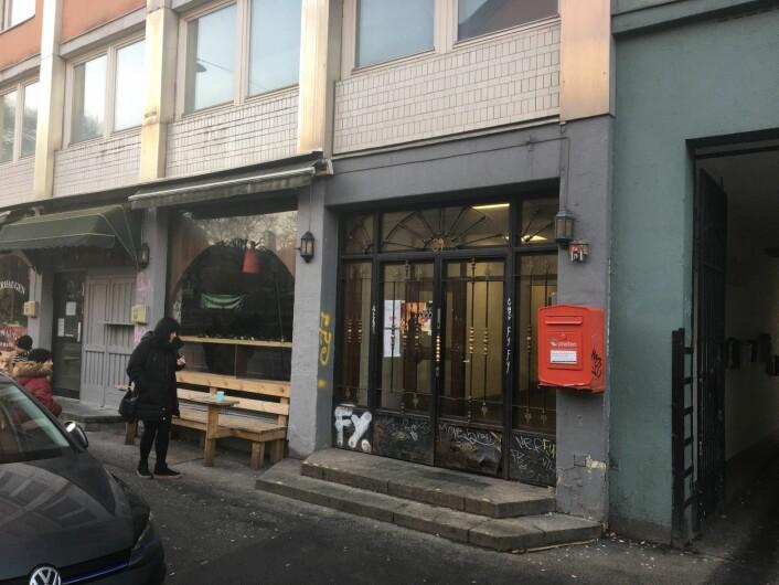 Fattighuset har ligget ulike steder. Nå er det lokalisert i Grønlandsleiret 39, hvor organisasjonen forvalter flere etasjer. Foto: Vegard Velle