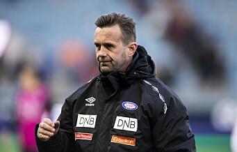 Ronny Deila kan forsvinne fra Vålerenga til trenerjobb i New York City FC
